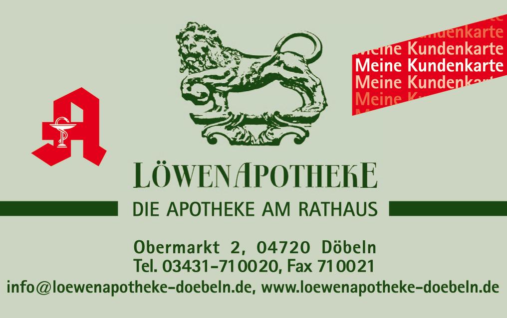 Kundenkarte Löwenapotheke